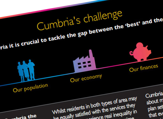 Cumbria Council Plan