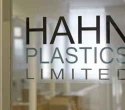 Hahn Plastics Ltd