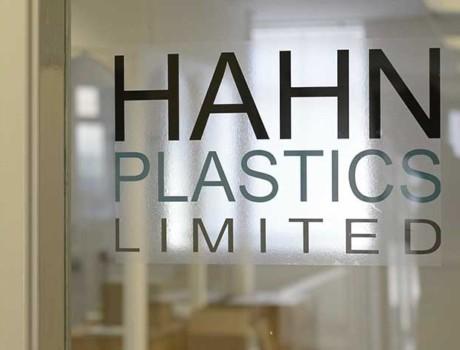 Hahn Plastics Ltd